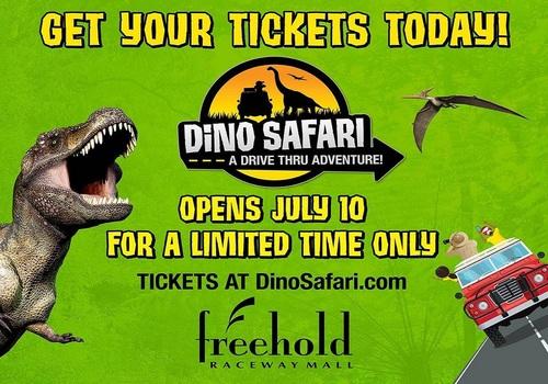 Dino Safari 2021