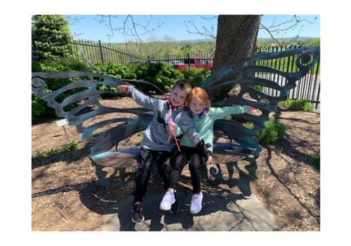 Hershey Gardens Outdoors