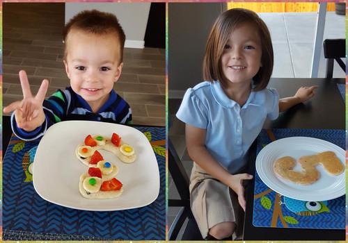 Birthday Pancakes