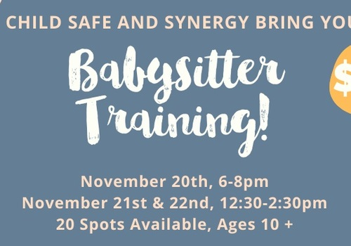 Virtual Babysitter Training