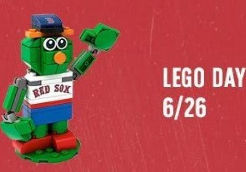 Win a Boston Red Sox LEGO® Set!