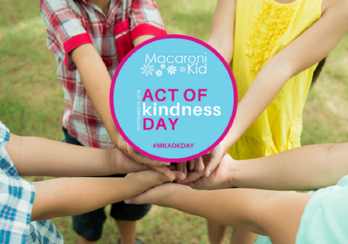 Act of kindness day 2018