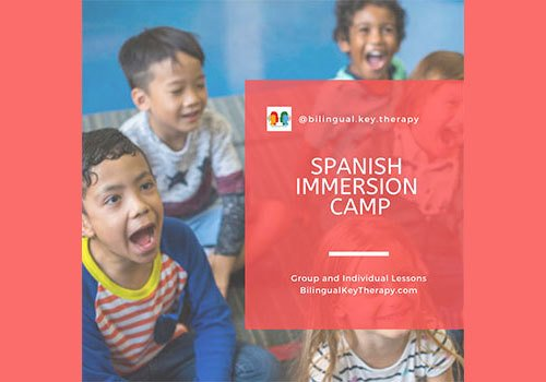 Bilingual Key Therapy Spanish Immersion Camp