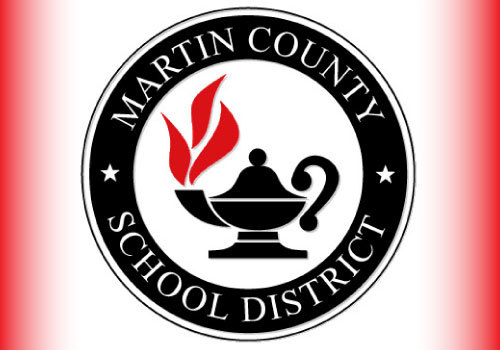 Martin County School District Logo