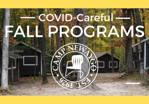 Camp Newaygo Fall Programs