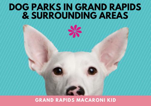 Grand Rapids Michigan Dog Parks