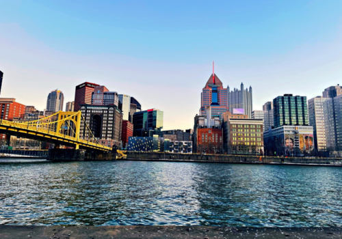 Our Beautiful City seen through the eyes of photographer and city girl Jojo in Pittsburgh