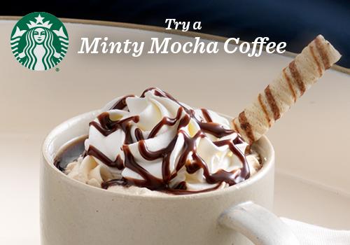 Starbucks Minty Mocha Coffee Recipe