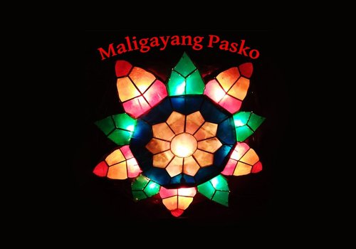 Filipino holiday traditions
