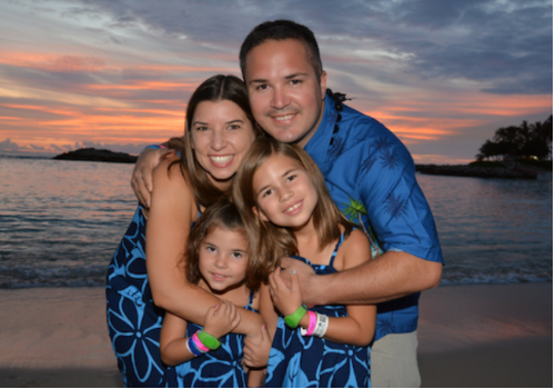 family vacation in hawaii
