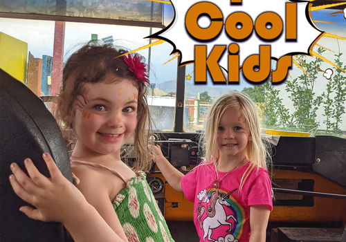 Super Cook Kids Club at the Lyric