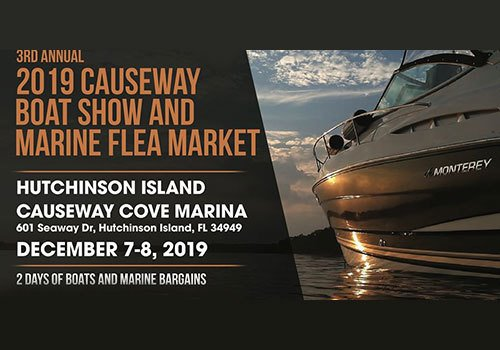2019 Causeway Boat Show