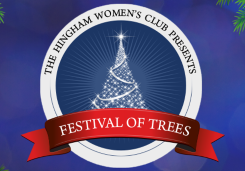 Festival of Trees in Hingham MA