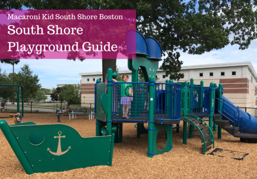 Your guide to community playgrounds on Boston's South Shore