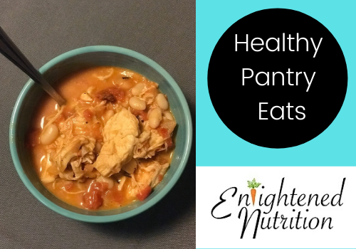 Healthy Pantry Eats - Enlightened Nutrition
