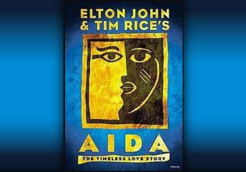 Elton John's AIDA at StarStruck