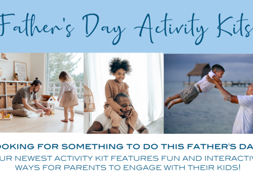 Father's Day Activity Kit