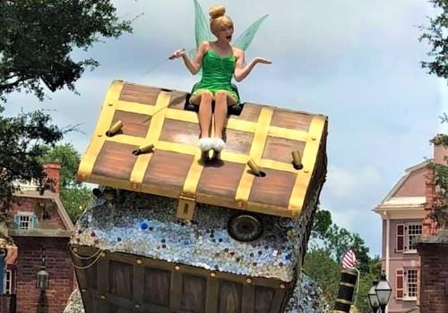 Walt Disney World Parks Reopen