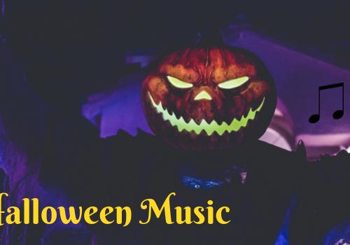Halloween Music kids love
