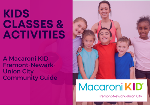 Kids Classes & Activities Guide in Fremont, Newark & Union City