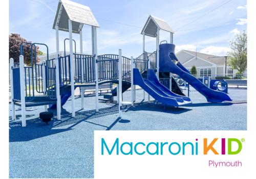 Playground in Bourne, MA