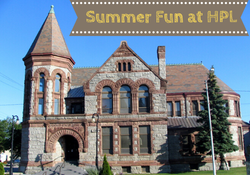 Summer Fun at Hackley Public Library