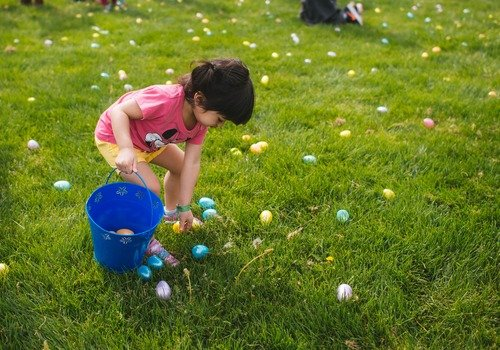 Alvarado Spring Egg Hunt Union City