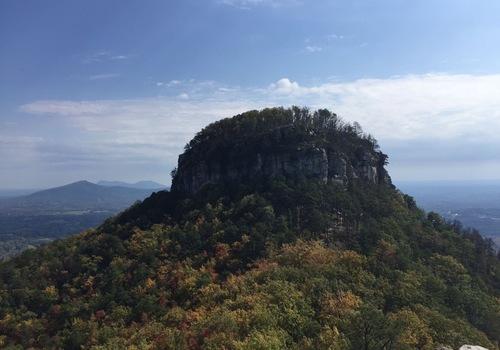 Pilot Mountain, Big Pinnacle