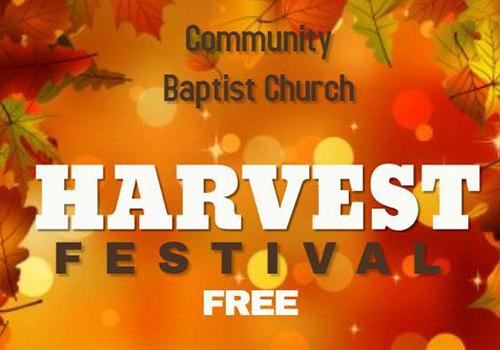 Community Baptist Church of Stuart Harvest Festival