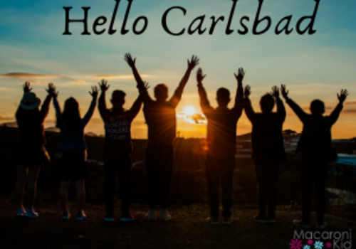 Hello Carlsbad, Build your village