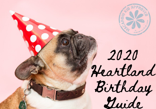 2020 Birthday Guide