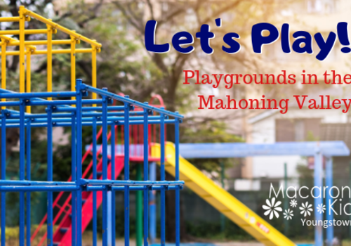 A guide to playgrounds in Youngstown and the Mahoning Valley