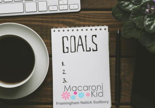 Goal setting how to set goals daily intentions Macaroni Kid Framingham Natick Sudbury Note from the Publisher Brenda Diaz Publisher crushing goals teaching your kids how to set goals you got this