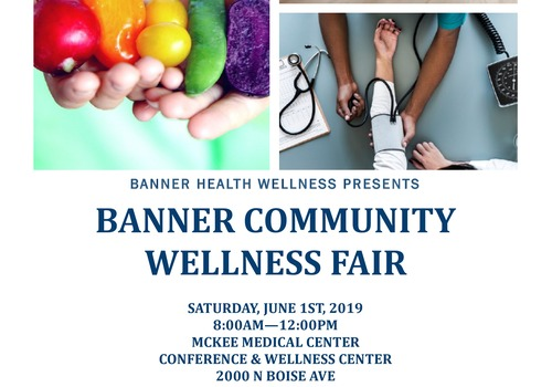 Banner Community Wellness Fair