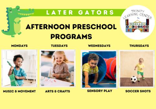Later Gators