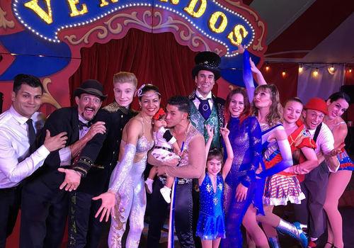 The Venardos Circus May 8th-19 Sacramento