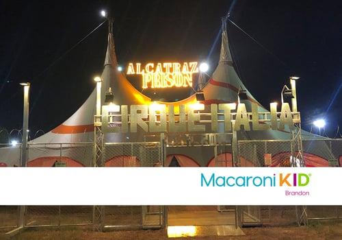 Our Visit to Cirque Alcatraz in Brandon