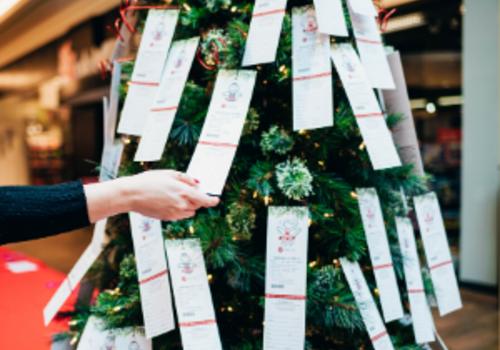 Salvation Army Angel Tree Program Birmingham Alabama 2020