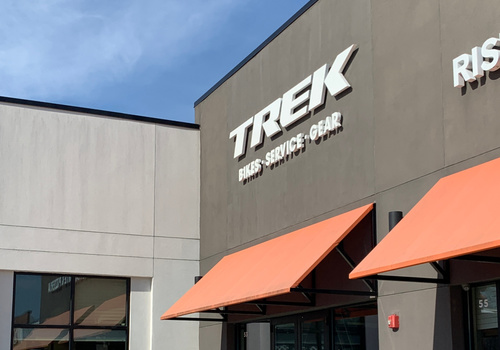 trek bicycles in Closter Plaza