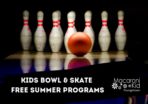 Free programs for bowling and roller skating in Youngstown