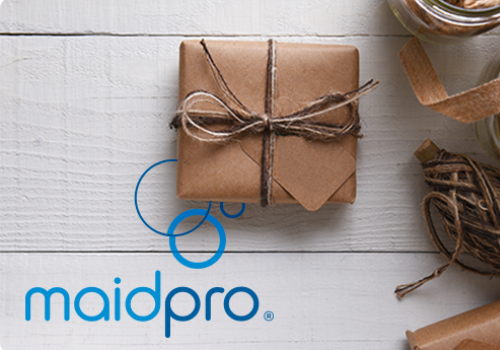 easy gift giving ideas plus a coupon code discount from MaidPro of Birmingham, Hoover, Pelham, Vestavia, Mountain Brook, Alabaster, Alabama