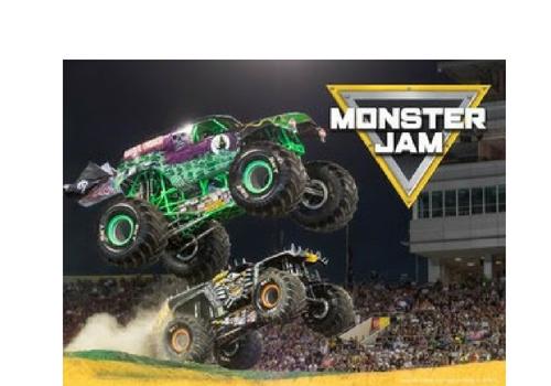 Gravedigger Monster Jam