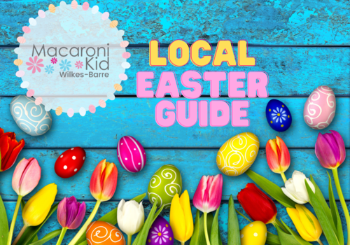 Local Easter Guide