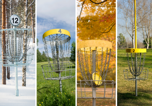 Disc Golf in Mahoning Valley