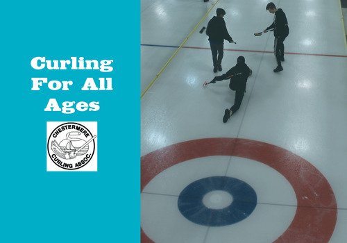 Curling in Chestermere