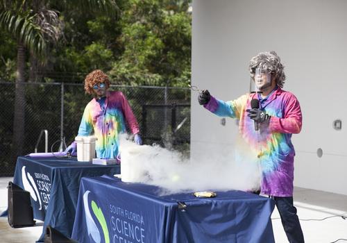 The South Florida Science Center and Aquarium