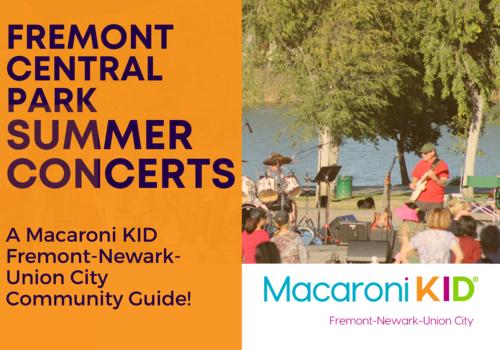 Fremont Central Park Summer Concert Series Returns!