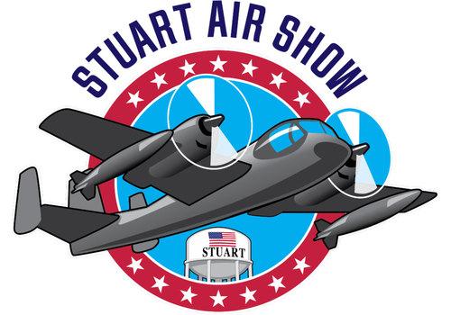 Stuart Air Show 2020 Logo
