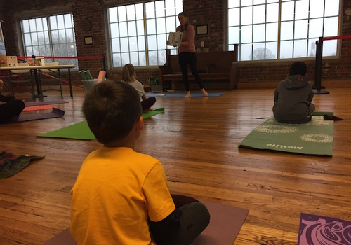yoga hickory conover kids