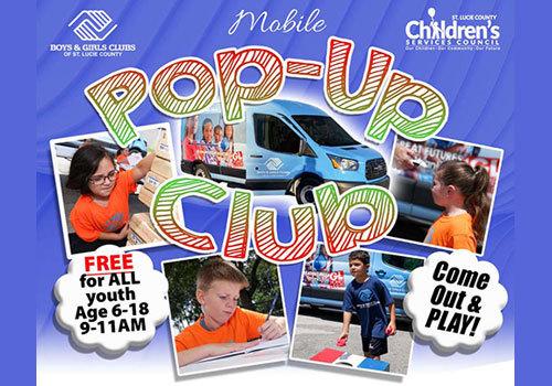 Boys & Girls Club SLC 2020 Pop-up Club
